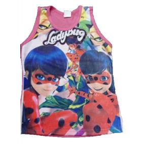 Camisetas e Blusas Regatas para Meninas no Mercado Livre Brasil 15fbeb3ad0a