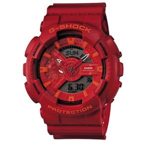 19c435e433b Relogio Cassio Vermelho - Relógios De Pulso no Mercado Livre Brasil