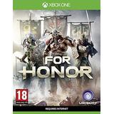 For Honor Para Xbox One Nuevo Sellado ¡tecno-gaming!