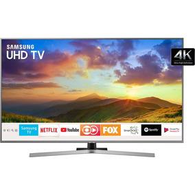 Smart Tv Led 50 Uhd Samsung 50nu7400 Ultra Hd 4k Conversor.