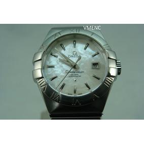 d26fd5726b6d Reloj Omega Constellation Dama Acero - Relojes en Mercado Libre México