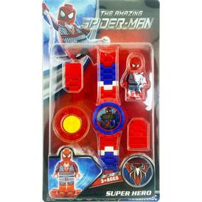 Reloj Lego Spaider Man
