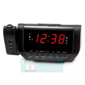 8a4a81de794 Radio Relogio Windsor Com Projetor - Relógios no Mercado Livre Brasil