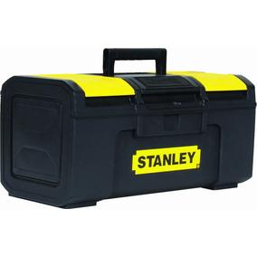 Caja Plastica Un Broche Con Bandeja 16 Stanley Stst16410