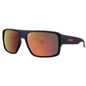 Oculos Sol Espelhado Hb Redback Preto Fosco Original Solar aa8b6cb557
