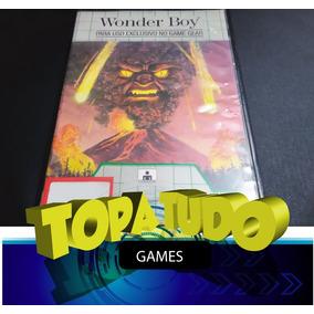 Wonder Boy Game Gear Seminovo Loja Bh