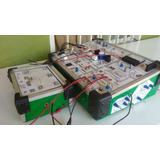 Banco De Pruebas De Partes Electricas