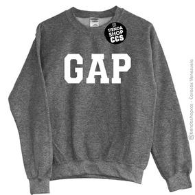 Sweater Gap Suéter Sin Capucha Algodón Dama Y Caballero