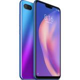 Celular Xaomi Mi8 Lite 64 Gb Original E Lacrado Azul Ou Pret