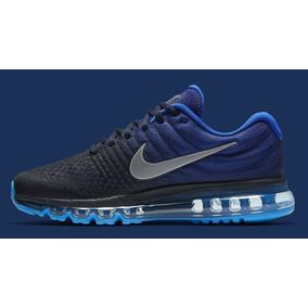 Tenis Nike Air Max Running Azul Talla 28mx Hombre
