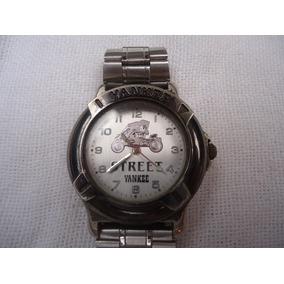 1830d2ecd0a Relogio Yankee Street Anos 90 - Relógios De Pulso no Mercado Livre ...