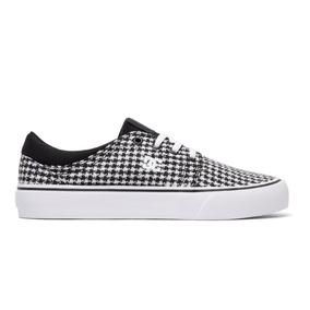 Tenis Mujer Trase Tx Se J Skate Dc Shoes Negro