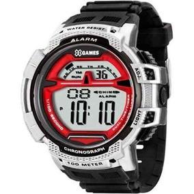 Relógio X-games Masculino Digital Preta Xmppa241bxdx