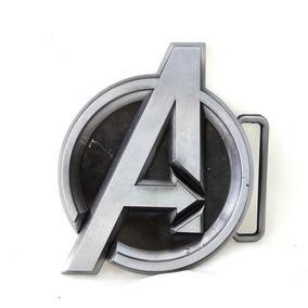 Hebilla Cinturon Avengers Escudo
