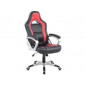 Cadeira Gamer Travel Max Preta E Vermelha - Reclinável