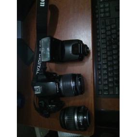 Camara Canon Profecional Eos Rebel Xs Oferta