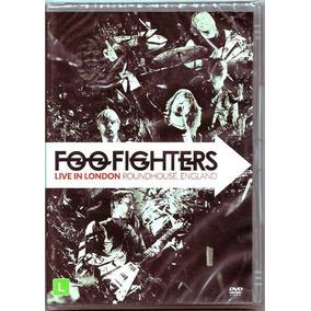 Dvd Foo Fighters Live In London Lacrado Nirvana Frete Gratis