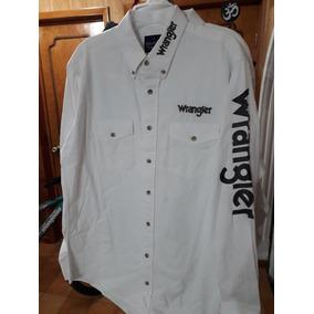 62b1f7605e Wrangler Camisas Rodeo - Camisas Manga Larga de Hombre Liso en ...