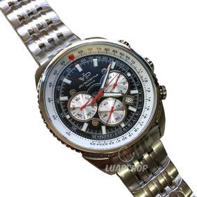 517e713bbe1 Relogio Vip Dourado 50m - Relógios De Pulso no Mercado Livre Brasil