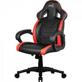 Cadeira Gamer Ac60c Air En57730 Preto Vermelho Aerocool