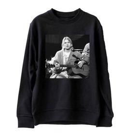 Buzo Nirvana Musica Grunge Punk Rock Kurt Cobain Mod5