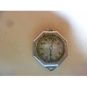 Antiguo Reloj Para Arreglar De Dama. Chapa,oro