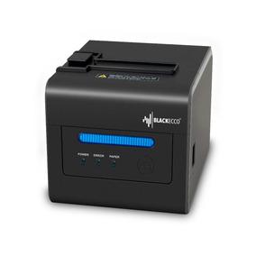 Mini Printer Termica Black Ecco Be302 80mm Usb Wifi