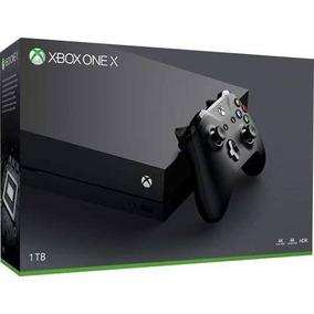 Xbox One X - Nacional