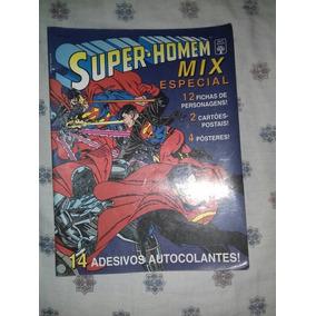 Revista Super Man Mix Especial