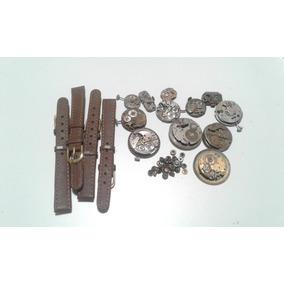 Relojeria Subasta De Repuestos Antiguos Lote D20