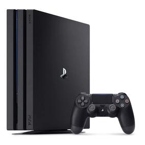 Playstation 4 Pro Sony 1tb Ps4 4k Bivolt Envio Imediato