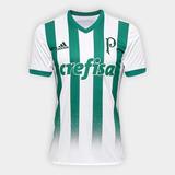 Camisa Palmeiras Ii 17/18 S/nº Torcedor adidas Masculina - B