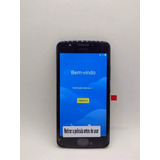 Telefone Modelo Moto E4 Plus Platinum Xt1773 Seminovo 16gb