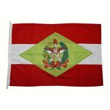 Bandeira Oficial De Santa Catarina Tam 68x97cm