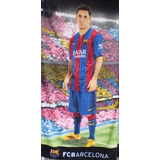 Toallon Original Edicion Limitada Barcelona Leo Messi 75x1.5 7e91173b15c