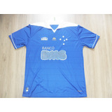 6b48094465acc Camisa Cruzeiro 2013 2014 - Camisa Cruzeiro Masculina no Mercado ...