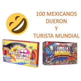 Juego De Mesa 100 Mexicanos Dijeron Del Vitor Muy Bueno En Mercado