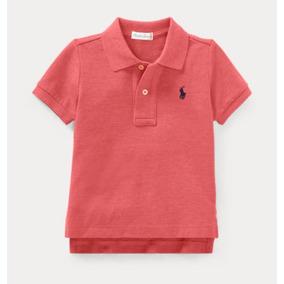 Camisa Infantil Polo Ralph Lauren Original Pronta Entrega 463f3ac9982