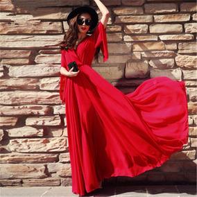 93a80668a Vestidos Color Lila Largos Mujer Veracruz - Vestidos de Mujer Azul oscuro  en Jalisco en Mercado Libre México