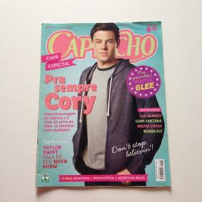 Revista Capricho 1180 Cory Para Sempre
