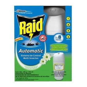 Raid Automático Repuesto 185gr Refill 185g