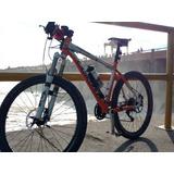 Bicicleta Aluminio Zenith Saga (ul) 26r Talle 18