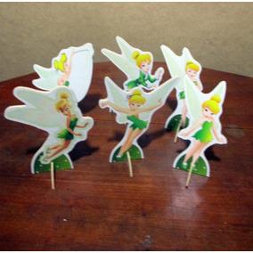 Kit 14 Display Sininho,decoração Mesa 15cm