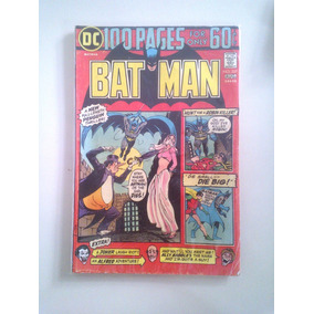 Batman Vol.1 #257 (1974) - Dc Comic Antiguo Ingles
