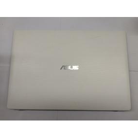 Tampa Carcaça Da Tela Notebook Asus X451c Branco Com Moldura