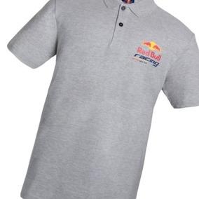 Replica Camisa Equipe Rbr Red Bull Racing Tamanho G Vettel ... 1c029072f62