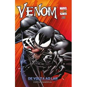 Venom - Edição 1 - De Volta Ao Lar - Marvel