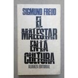 Freud. El Malestar En La Cultura Alianza Editorial