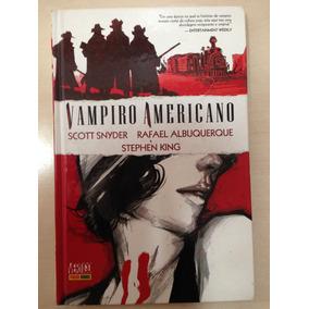 Hq Vampiro Americano Volume 1 Frete Grátis