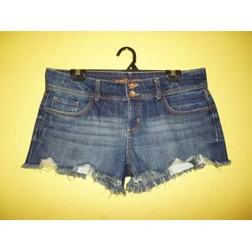 9008eb1dc5 Shorts De Mezclilla Cortos Y Largos Tallas Grandes - Ropa